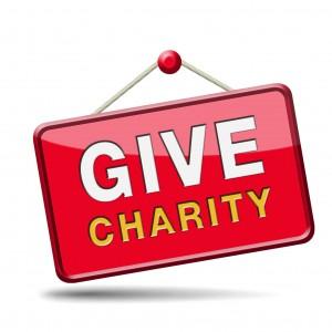 Close up magic at charity events